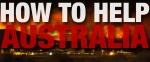 How to Help Australia