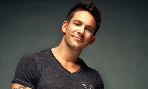 Jeff Timmons from 98 Degrees
