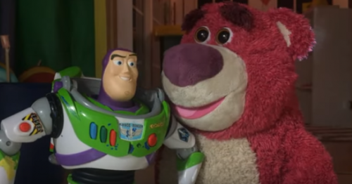 Two Brothers Spent 8 Years Recreating Toy Story 3