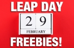 Leap Day Freebies!