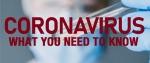 Coronavirus – What You Need to Know Locally