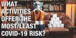 What Activities Offer The Most/Least Covid-19 Risk?
