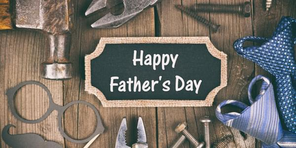 What Does Dad Really Want For Father's Day?