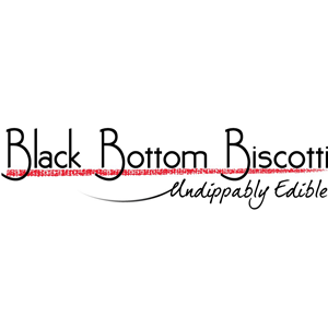 Black Bottom Biscotti
