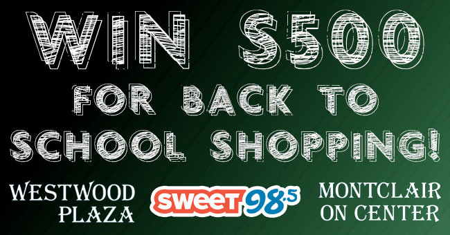 $500 Back To School Contest