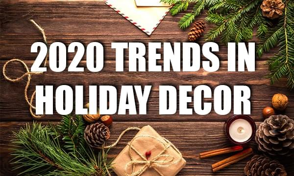 Christmas 2020 Decor Trends These will be the Biggest Holiday Decor Trends For 2020 | KQKQ FM