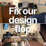 Fix Our Design Flop: Living Room Edition