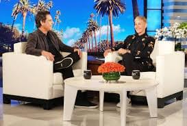Ben Stiller on Ellen