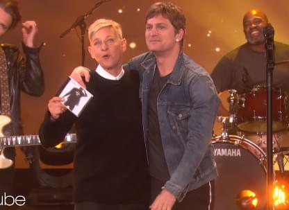 Ellen and Rob Thomas