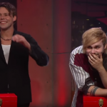 "Tattoo Roulette with ""5SOS"" and James Corden"