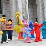 Sesame Street Cast Visit James Corden