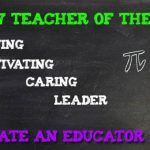 Teacher of the Month – January