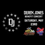 Derek Jones Benefit Concert