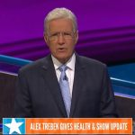 Alex Trebek Gives an Update on His Health & Jeopardy