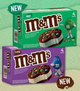M&M's Ice Cream