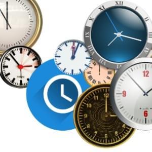 Clocks 300x300