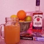 Quarantinis With Tonya: Bourbon Maple Fizz