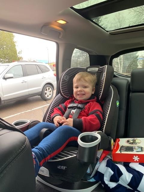 Luke Car Seat