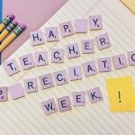 Teacher Appreciation Week Freebies and Deals