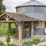 Turn A Grain Silo In A Guesthouse