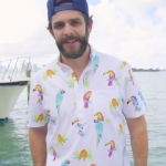 Thomas Rhett Getting Into Fashion
