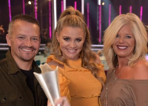 Lauren Alaina Has A Special Dance Planned Tonight
