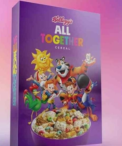 Cereals All Coming Together For Anti-Bullying