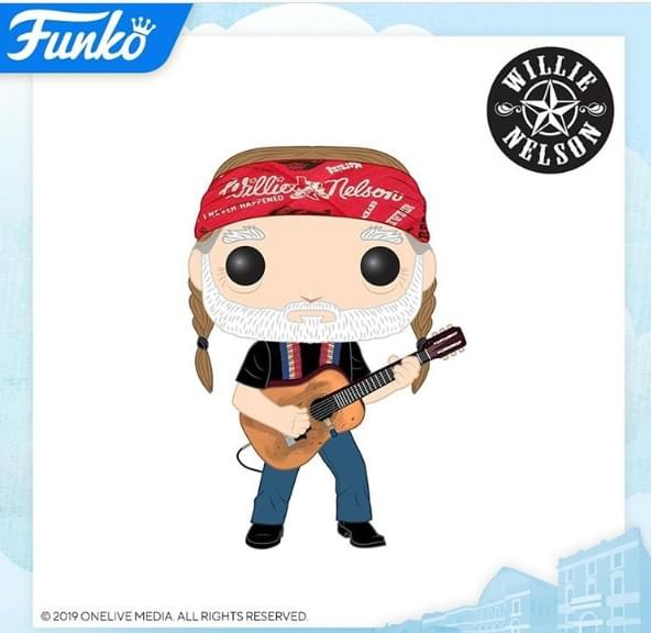 Two Iconic Country Stars Are Getting Their Own Funko Figure