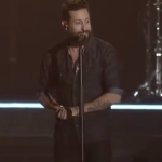 Old Dominion Does Baby Reveal At Show