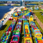 World's Biggest Bouncy House Is Going On Tour