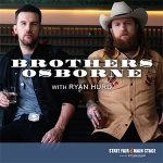 Brothers Osborne with Ryan Hurd