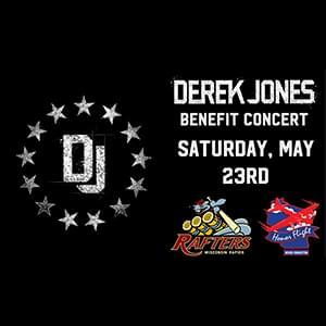 Derek Jones Concert
