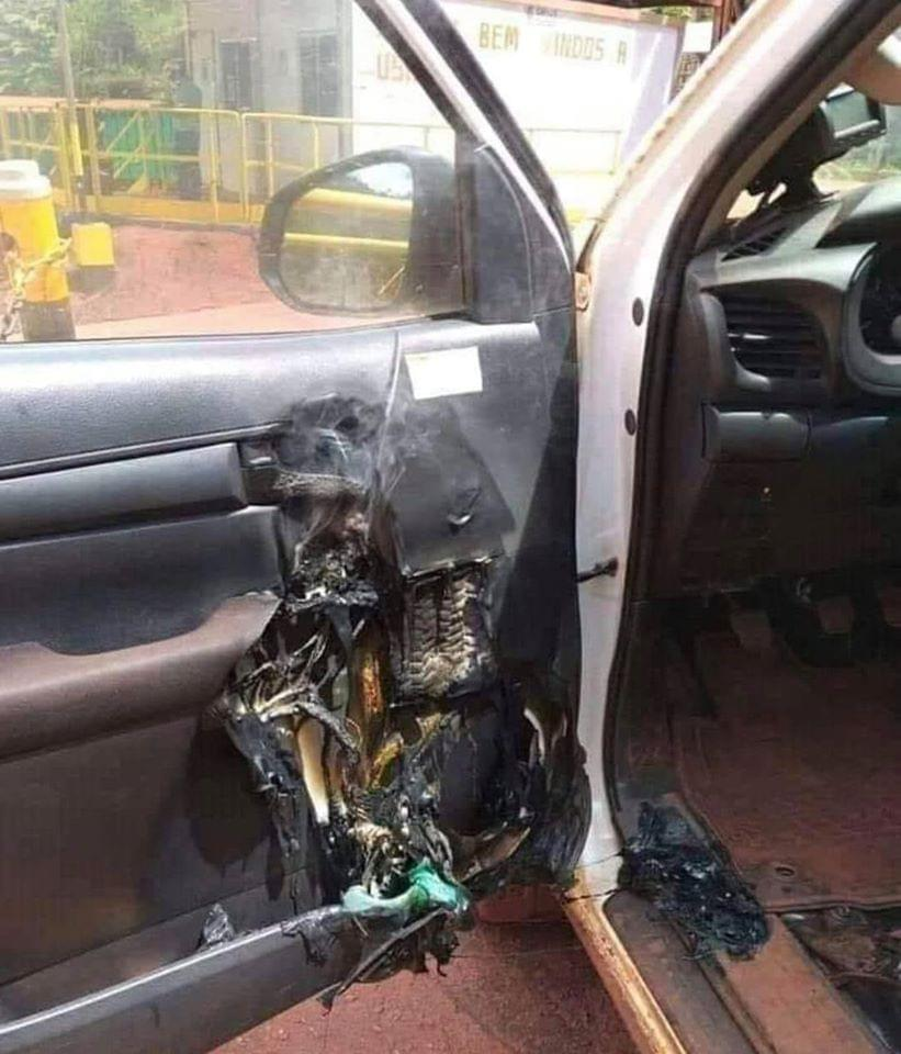 Don't Leave This In Your Car