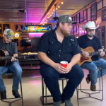 Luke Combs Treated Fans To Some Live Music
