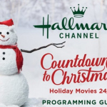 Countdown To Christmas Hallmark Movie Guide