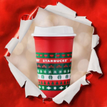 Starbucks Holiday Cups Are Here