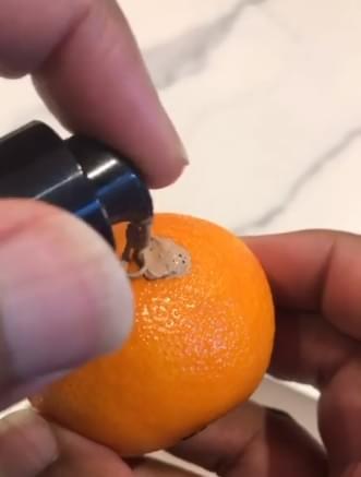 Orange Makeup Video