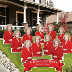 Get A Dozen Roses For The Golden Girl In Your Life