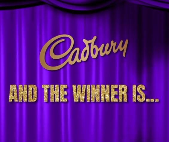 cadbury winner