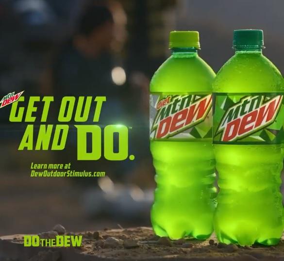 Mt Dew Contest