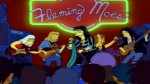 Aerosmith Performance on the Simpsons From 1991