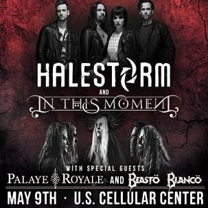 Halestorm In This Moment