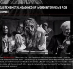 That Time I Interviewed Rob Zombie and Asked About His Hair [Video]
