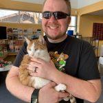 Rock 108 Fursday: Ranger the Cat