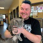 Rock 108 Fursday: Fluke the Cat
