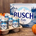"""""""Iowa Water"""" Adds New Can Just for Iowa – """"Busch Latte"""""""