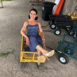 More Iowa Exploring – Scream Acres/Bloomsbury Farm in Atkins