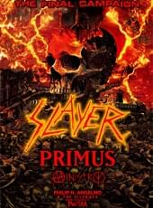 Slayer, Ministry, Primus and Philip Anselmo