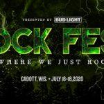 Rock Fest Books Disturbed, Slipknot, Limp Bizkit, and More!
