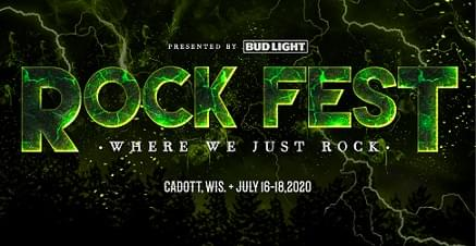 Rock Fest Books Disturbed, Slipknot, Limp Bizkit, and More!